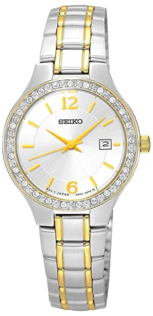 Seiko SUR783P1 Quartz Womens Watch