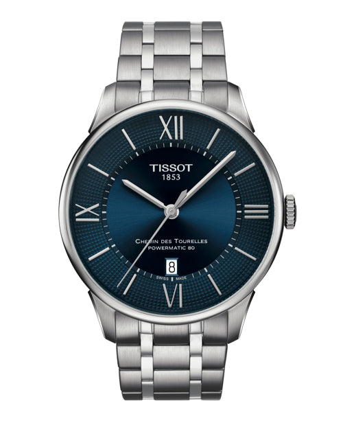 Tissot T0994071104800  Chemin Des Tourelles Automatic Mens Watch