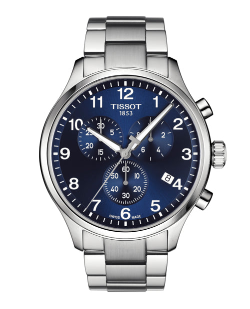 Tissot T1166171104701 Quartz Chronograph Mens Watch