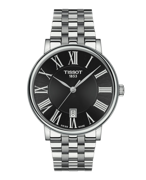 Tissot T1224101105300 Quartz Mens Watch