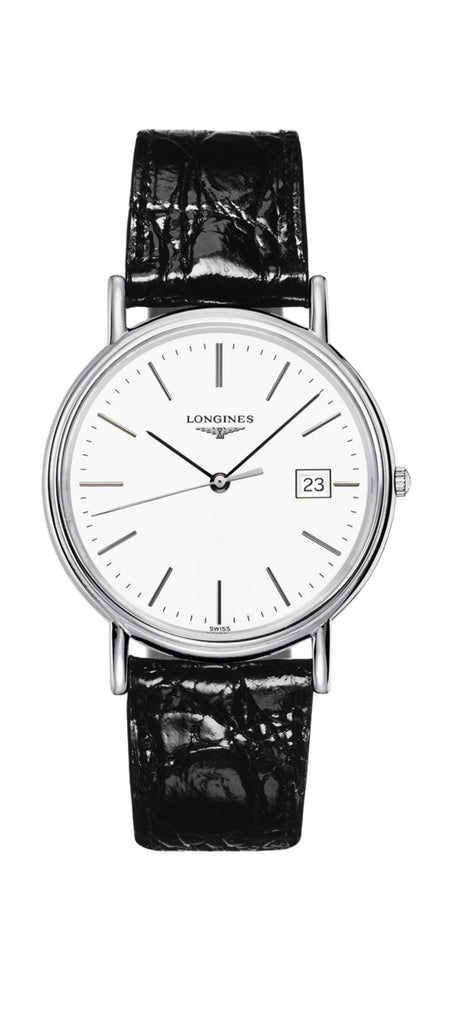 Longines L47904122 Quartz Mens Watch