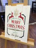Gretchen's Private Party! ***HOLIDAY SIGNS***