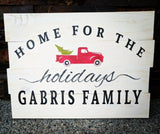 Cathi's Private Party! - Holiday Signs