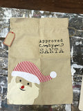Custom Santa Sacks