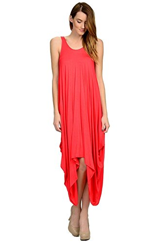 Fashion Secret Harlem ( Harem ) Loose Rayon Beach Spandex Dress