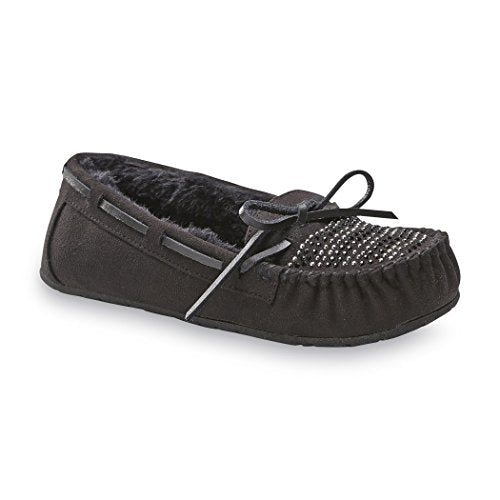 Bongo Women's Roxie Tundra Moccasin Slipper (7.5 M)