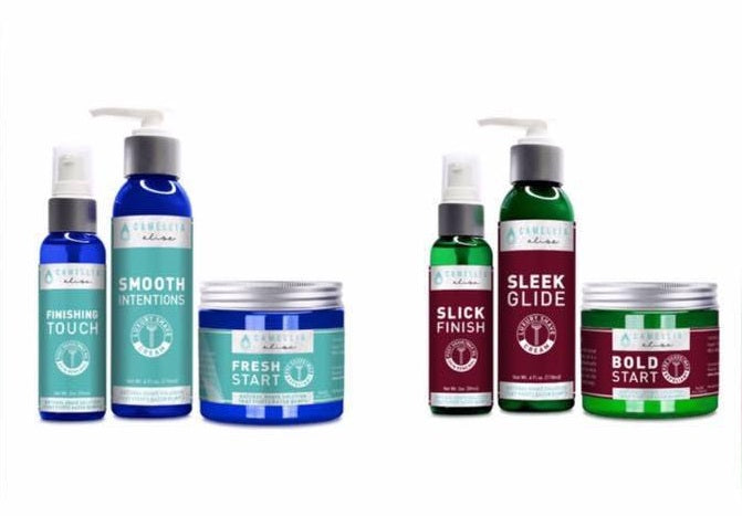 Razor Bump Shaving and Waxing Collection