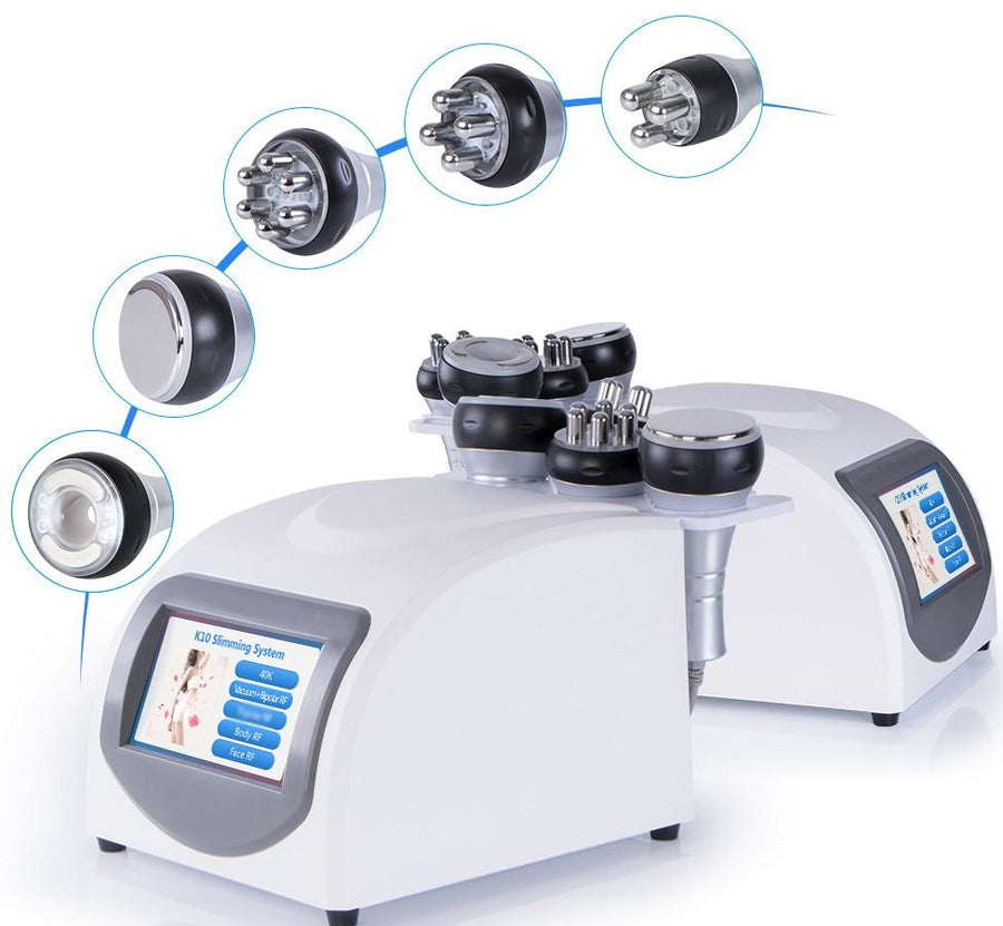 Laser Lipo Ultrasonic Cavitation Machine