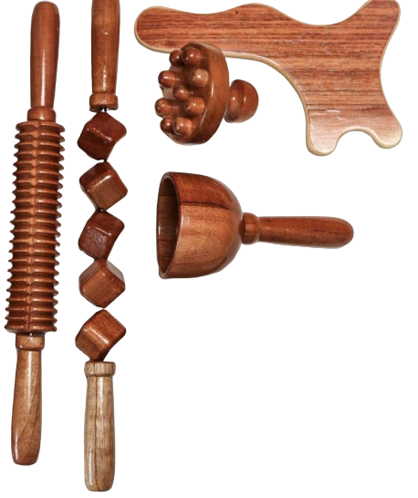 Wood Therapy Tools