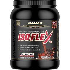 Allmax Nutrition IsoFlex 15 Oz Chocolate