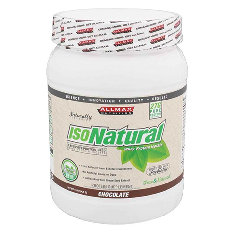 Allmax Nutrition IsoNatural 15 Oz