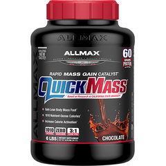 Allmax Nutrition QuickMass Loaded 6 Lbs Chocolate