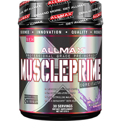 Allmax Nutrition MusclePrime 30 Servings Wild Grape