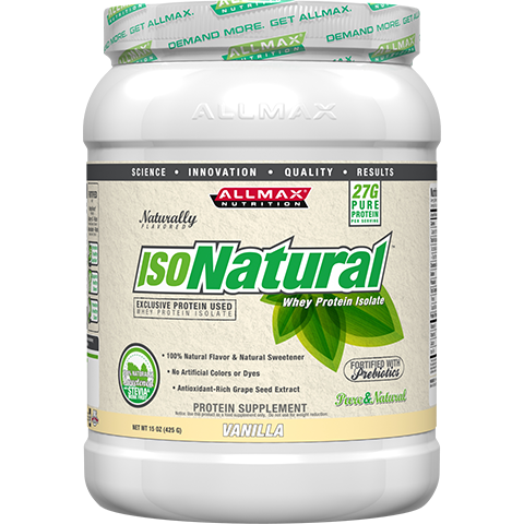 Allmax Nutrition IsoNatural 5 Lbs