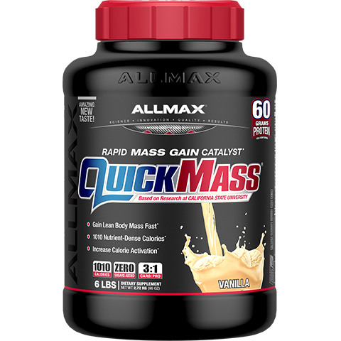 Allmax Nutrition QuickMass Loaded 6 Lbs