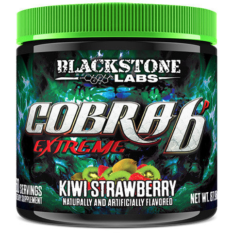 Blackstone Labs Cobra 6P Extreme Powder