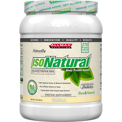 Allmax Nutrition IsoNatural 15 Oz Vanilla