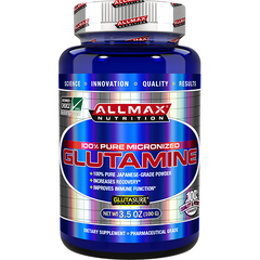 Allmax Nutrition Glutamine 100 Grams