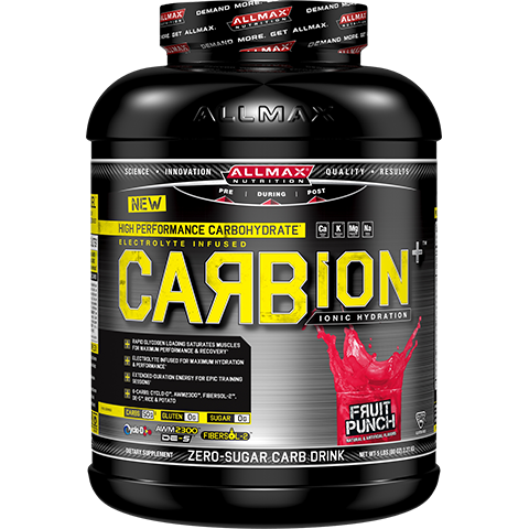 Allmax Nutrition Carbion 5lbs