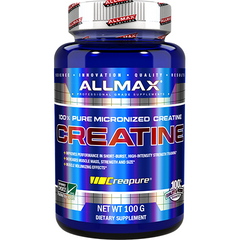Allmax Nutrition Creatine Monohydrate 100 Grams