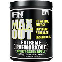 iForce Nutrition Max Out 30 Servings
