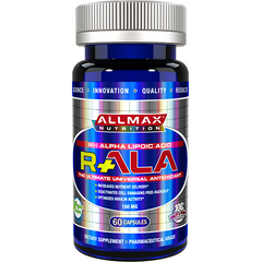 Allmax Nutrition R-ALA 150mg 60 Caps