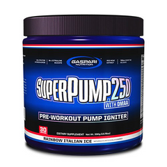 Gaspari Nutrition SuperPump 250 30 Servings