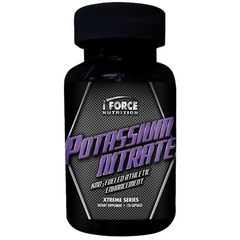 iForce Nutrition Potassium Nitrate 120 Caps