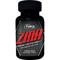 iForce Nutrition ZMA 90 Caps