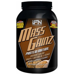 iForce Nutrition Mass Gainz 4.85 Lbs