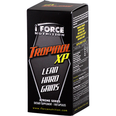iForce Nutrition Tropinol XP 100 Caps