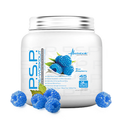 Metabolic Nutrition P.S.P. Blue Raspberry