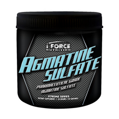 iForce Nutrition Agmatine Sulfate 50 Grams