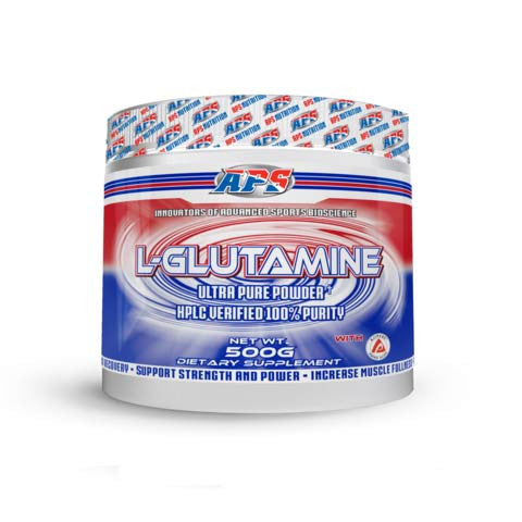 APS Nutrition Glutamine 500 Grams