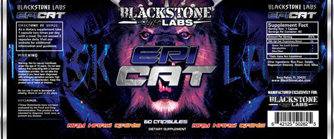 Blackstone Labs Epi Cat