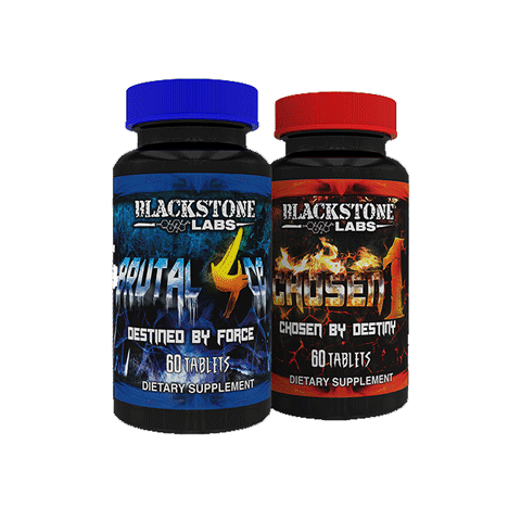 Blackstone Labs Fire & Ice Stack