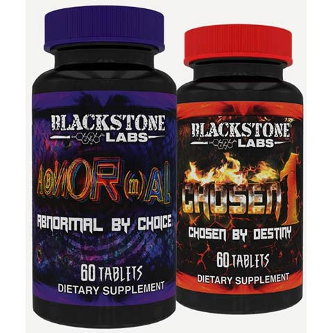 Blackstone Labs Power & Fire Stack