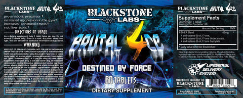 Blackstone Labs Power & Ice Stack