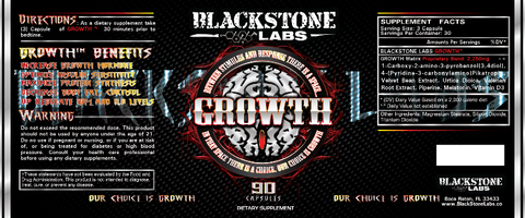 Blackstone Labs Natural Mass Stack
