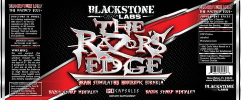 Blackstone Labs The Razor's Edge