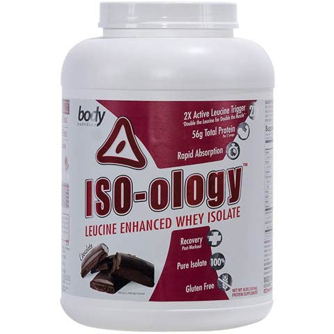 Body Nutrition Iso-ology 4lbs