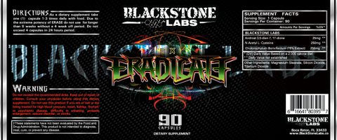 Blackstone Labs Elite Fire, Ice & Power Stack