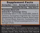 Hi-Tech Pharmaceuticals Estrogenex 2nd Generation 90 Tabs