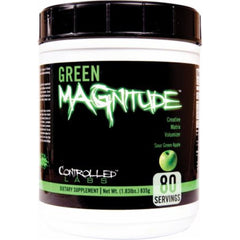 Controlled Labs Green Magnitude 80 Servings
