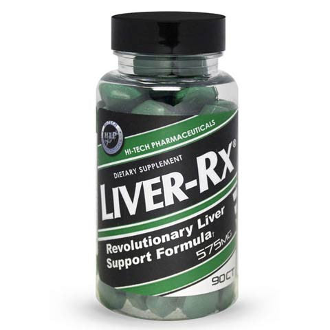 Hi-Tech Pharmaceuticals Liver Rx 90ct