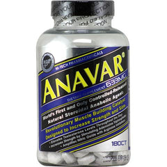 Hi Tech Pharmaceuticals Anavar