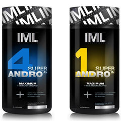 IronMag Labs Dual Andro Stack