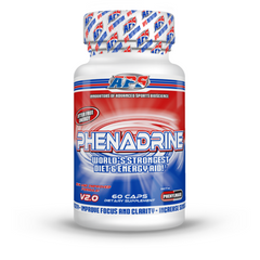 APS Nutrition Phenadrine 60 Caps