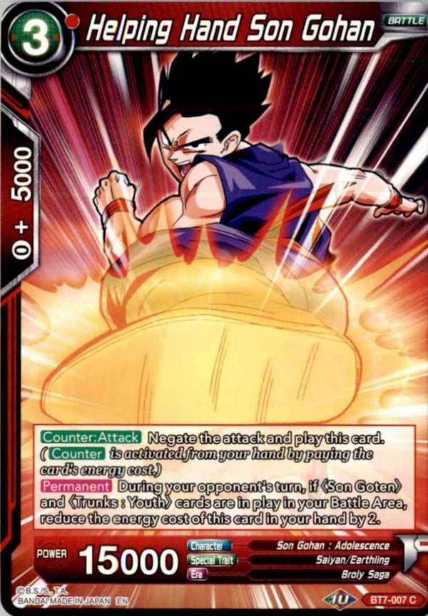 Cartas de Dragon Ball Super Card Game, Yugi Shop TCG, Dragon Ball Super Card Game, Singles, Cartas Sueltas, Assault of the Saiyans