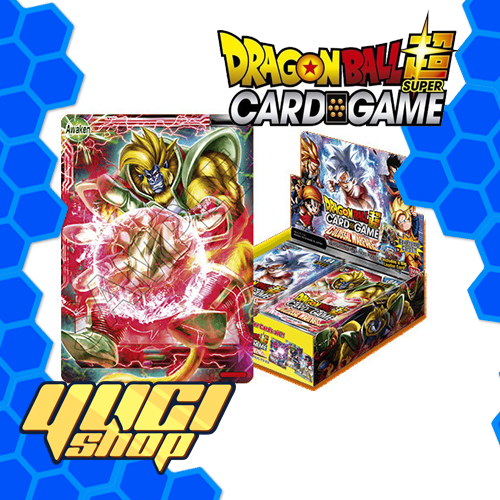 Colossal Warfare | Dragon Ball Super Card Game | Booster Box | Set 4 | Yugi Shop TCG | Mexico